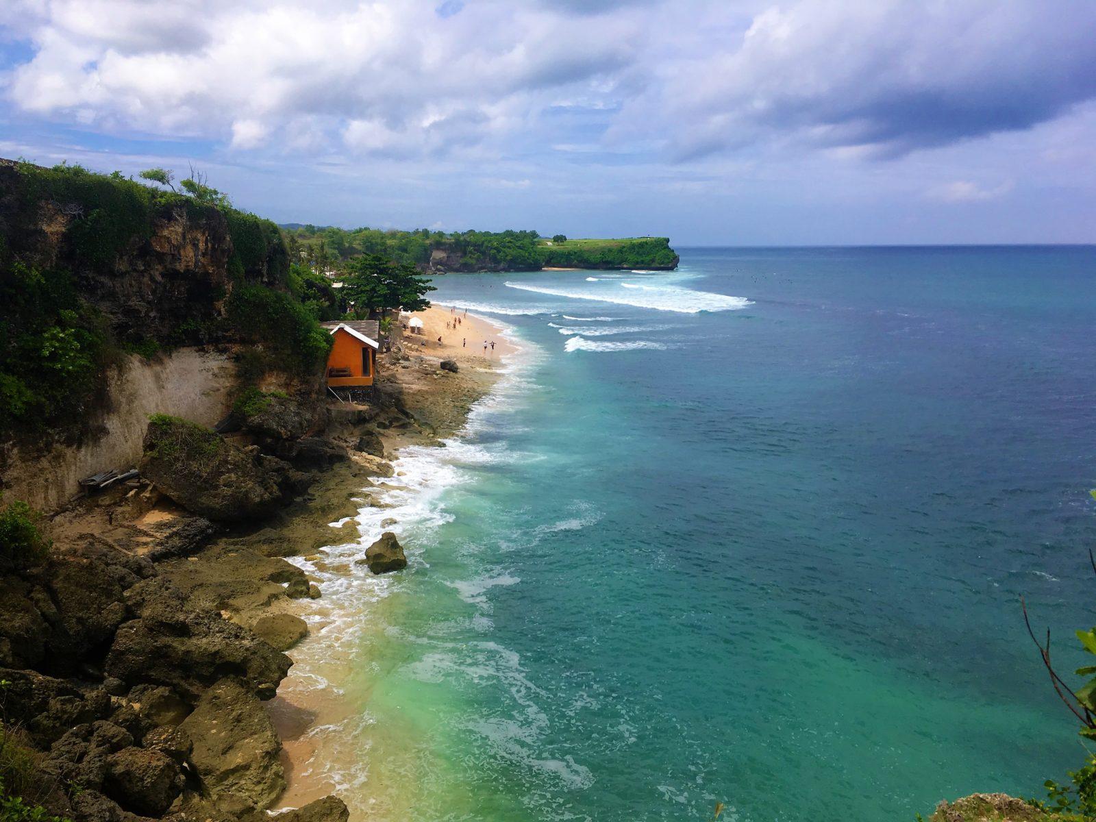 bali legjobb strandjai tengerpartjai szörf surf balangan dreamland bingin uluwatu nusa dua